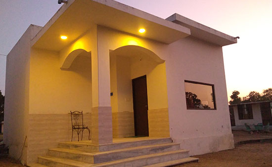 Luxury Room at Haveli Ashram and Resorts Ghanerao